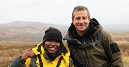 Bear Grylls gives verdict on Nicola Adams as he pushes Olympian in 'gruelling' survival test