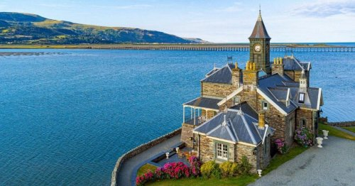Snowdonia clock house with awe-inspiring is most expensive property on sale