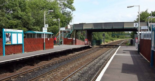 Person hit by train as services stopped - updates