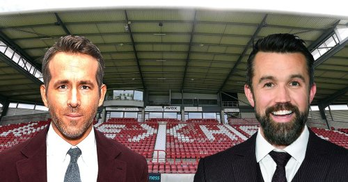 Ryan Reynolds and Rob McElhenney set to visit North Wales for Wrexham home game