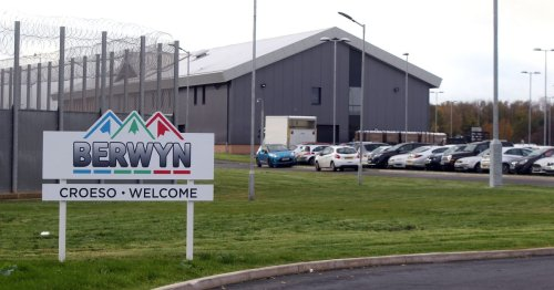 Inmate's attack on North Wales prison guard 'as disgraceful as it gets'