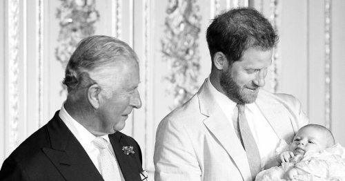 Meghan Markle snubbed by Prince Charles in baby Archie birthday message
