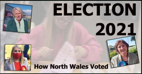 Senedd Election results for every constituency and regional list in North Wales