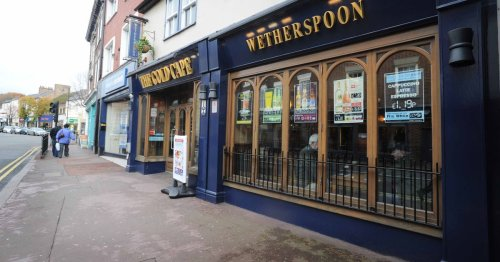 Full list of 30 Wetherspoon pubs in Wales set to open from next week