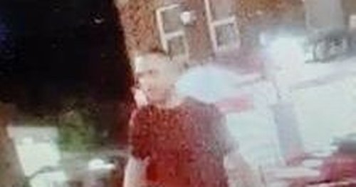 Police want to speak to this man about North Wales Wetherspoons fracas