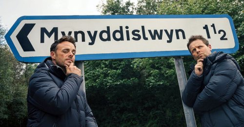 Ant and Dec pose for teaser photo in Wales ahead of return of I'm a Celebrity 2021 this autumn