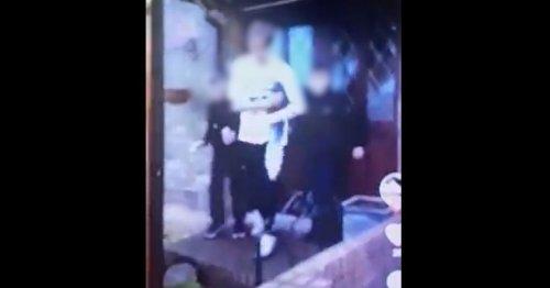 TikTok door kicking craze targeting elderly prompts police to release this video
