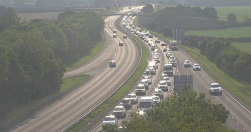 Drivers face a pay by the mile fee to drive under new UK Government proposal