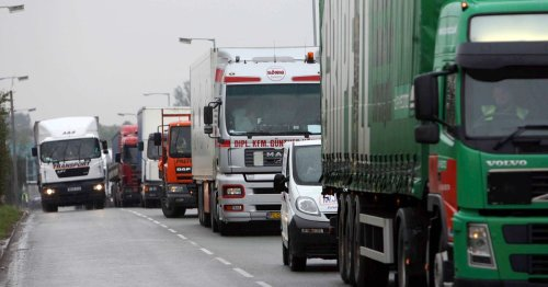 Truck stop saving North Wales town from HGV hell could face closure