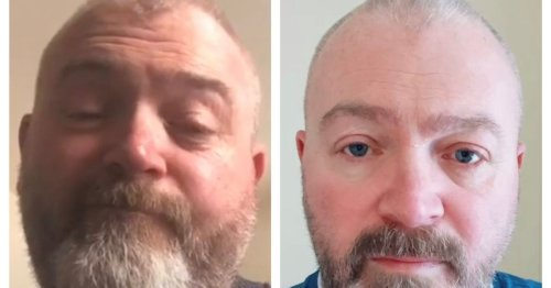 Man who feared he'd 'eaten himself into early grave' in amazing transformation