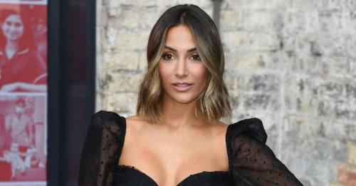 Loose Women panelist and singer Frankie Bridge tipped for I'm a Celebrity 2021