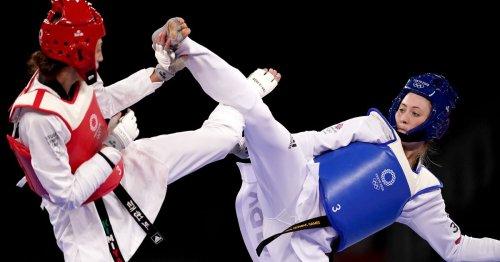 Olympic heartbreak for taekwondo star Jade Jones