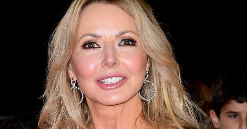 Carol Vorderman says she 'couldn't walk 100 yards' for months after having Covid-19