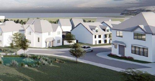 First look at housing scheme which locals fear will cause 'traffic mayhem'