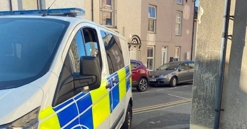 Police swoop on house over suspected drugs offences
