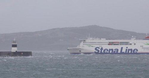 Stena Line launching Holyhead to Belfast ferry service