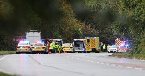 Man in his 70s dies after A470 crash in Llandudno