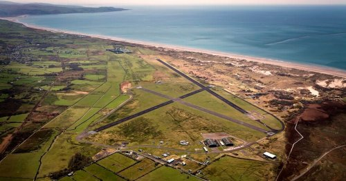 Permanent 'Danger Area' around North Wales airfield approved by aerospace chiefs