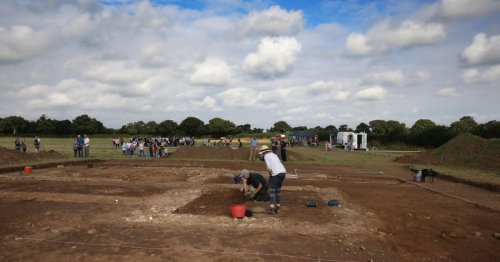 Roman villa found buried under a field in North Wales could be the tip of the iceberg say experts
