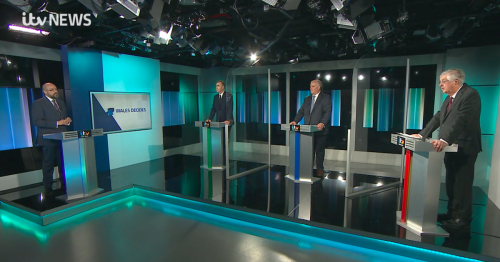 What Wales' main party leaders had to say on holiday homes during ITV debate
