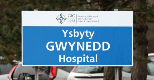 Betsi managers 'relocated' after woman's death at North Wales mental health unit
