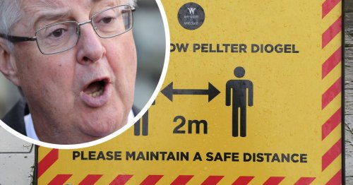 Mark Drakeford places Wales on final warning before Covid curbs are reintroduced