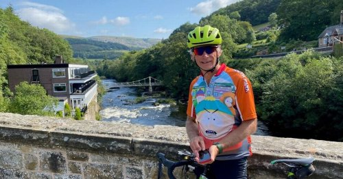 Family pays tribute to 'passionate' cyclist who died after crash with bus on Snowdonia road