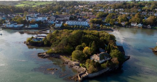 'Slice of paradise' island off the coast of North Wales has been sold