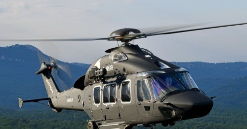 The Airbus helicopter that could bring 400 jobs to Broughton