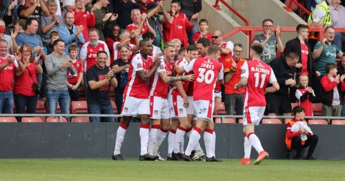 Wrexham AFC 1 Dagenham & Redbridge 0: Match report and player ratings