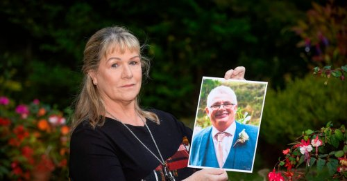 Widow says watching elderly 'die helplessly' of Covid led to husband's suicide