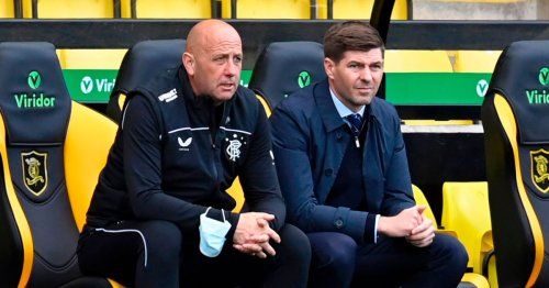 Gary McAllister believes Rangers are still on course for silverware