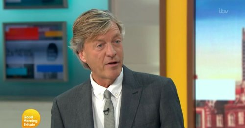 GMB slammed as Richard Madeley asks spiked teen 'were you taking precautions?'