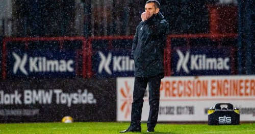 Aberdeen fans fear paying for Stephen Glass pals' act amid Pittodrie slump