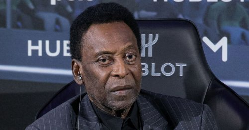 Pele 'recovering well' after Brazil legend is readmitted to hospital