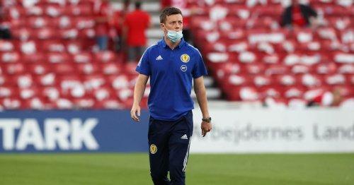 Callum McGregor named in Scotland squad as Clarke banks on Celtic star's fitness