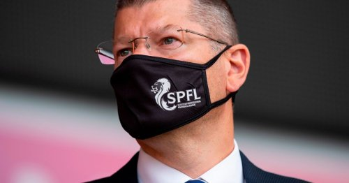 Neil Doncaster 'won't attend' Rangers title party over cinch row