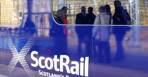 Emergency crews race to 'ongoing incident' on Scots railway