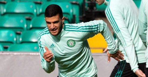 Liel Abada says his dad cried when he heard he was joining Celtic