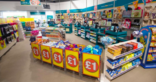 Poundland slammed for 'sexist' t-shirts for young girls