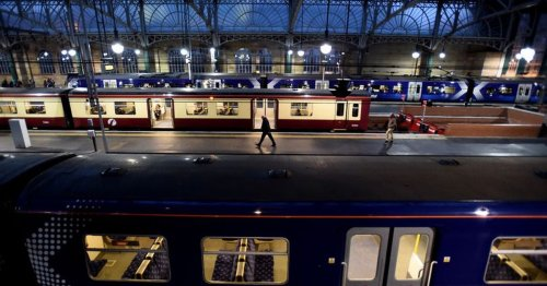 Scots cities could benefit from night train to Lisbon, Istanbul & St Petersburg