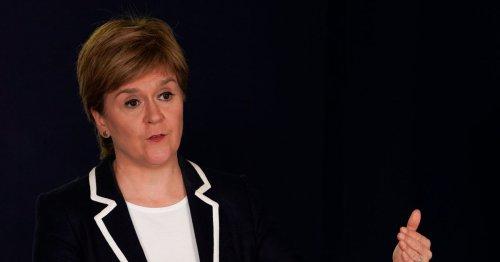 Nicola Sturgeon accused of 'humiliating' Covid vaccine failure over key target