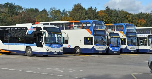 Bus giant to create 80 jobs at new centre in Perth