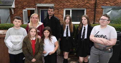 Family of eight facing homelessness as council set to demolish house