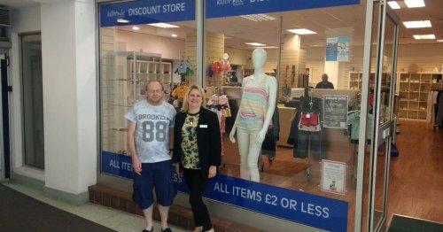 Volunteers needed for Lanarkshire hospice shops