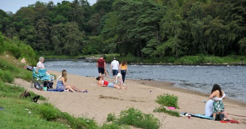 River and loch safety warnings from RNLI as swimmers plunge in