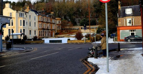 Bridge of Allan 20mph speed limits imposed on town streets in safety bid