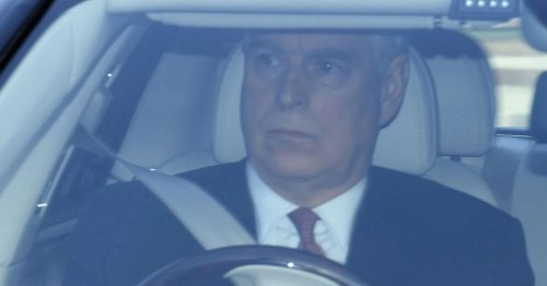 Prince Andrew will stop 'hiding' in Scotland to visit daughter in hospital