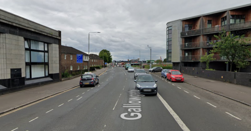 Man seriously injured after hitting head off kerb in brutal Glasgow attack