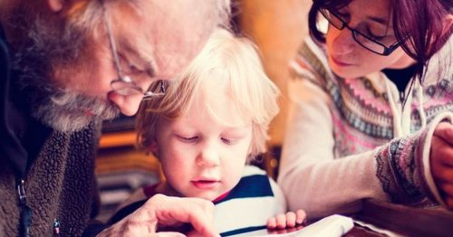 State Pension boost for grandparents who looked after grandchildren last year